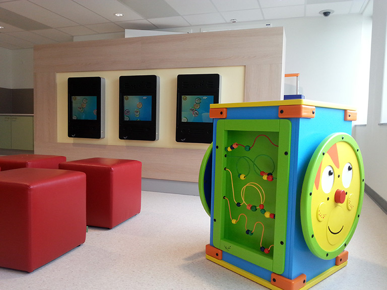 Hospital Zuyderland waiting room | IKC Healthcare