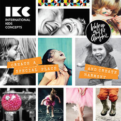 This image shows the cover of the IKC corporate brochure 2020