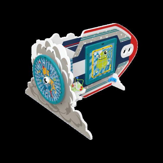 een speelsysteem kinderhoek met meerdere speel elementen naar keuze   IKC speelsystemen