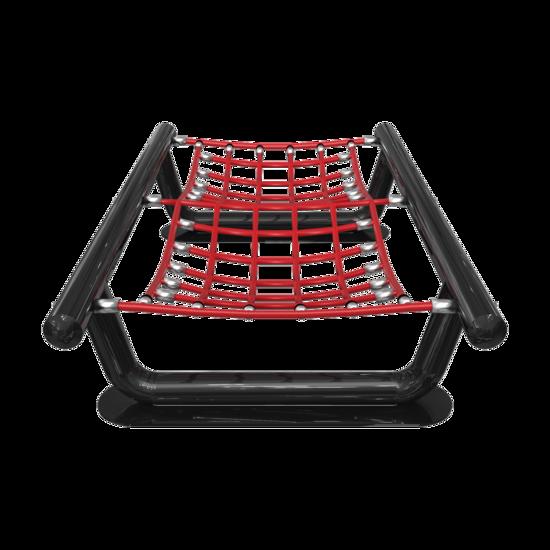 Touwbrug voor een kinderhoek | IKC speelvloeren en speelwanden