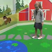 this image shows EPDM elements, figures for play floor